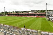 28 May 2017; A general view of Celtic Park before the Ulster GAA Football Senior Championship Quarter-Final match between Derry and Tyrone at Celtic Park, in Derry.  Photo by Oliver McVeigh/Sportsfile