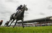 28 May 2017; Winter, with Ryan Moore up, on their way to winning the Tattersalls Irish 1,000 Guineas at Tattersalls Irish Guineas Festival at The Curragh, Co Kildare. Photo by Cody Glenn/Sportsfile
