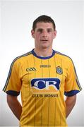 28 May 2017; Fintan Cregg of Roscommon. Roscommon Football Squad Portraits 2017 at Dr Hyde Park, Roscommon. Photo by Matt Browne/Sportsfile