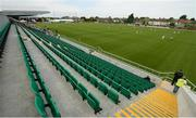 28 May 2017; A general view of McGovern stand prior to the Connacht GAA Football Senior Championship Quarter-Final match between London and Leitrim at McGovern Park, in Ruislip, London, England.   Photo by Seb Daly/Sportsfile