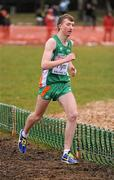 11 December 2011; David Flynn, Ireland, in action during the U23 Men's event at the 18th SPAR European Cross Country Championships 2011. Velenje, Slovenia. Picture credit: Stephen McCarthy / SPORTSFILE