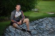 29 May 2017; Carlow captain Darragh Foley during a press night at the Mount Wolseley Hotel in Tullow, Co Carlow. Photo by Matt Browne/Sportsfile