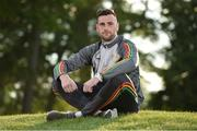 29 May 2017; Eoghan Ruth of Carlow during a press night at the Mount Wolseley Hotel in Tullow, Co Carlow. Photo by Matt Browne/Sportsfile