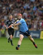 28 May 2017; David Treacy of Dublin during the Leinster GAA Hurling Senior Championship Quarter-Final match between Galway and Dublin at O'Connor Park, in Tullamore, Co. Offaly. Photo by Daire Brennan/Sportsfile