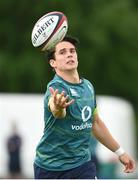 31 May 2017; Joey Carbery of Ireland during squad training at Carton House, Maynooth, in Co. Kildare. Photo by Matt Browne/Sportsfile