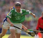 2 June 2002; Mark Keane, Limerick. Hurling. Picture credit; Brendan Moran / SPORTSFILE