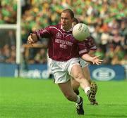 2 June 2002; Ger Heavin, Westmeath. Football. Picture credit; Pat Murphy / SPORTSFILE