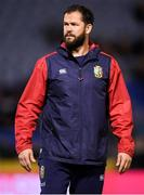 3 June 2017; British & Irish Lions defence coach Andy Farrell during the match between the New Zealand Provincial Barbarians and the British & Irish Lions at Toll Stadium in Whangarei, New Zealand. Photo by Stephen McCarthy/Sportsfile