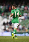 4 May 2017; Wes Hoolahan of Republic of Ireland during the international friendly match between Republic of Ireland and Uruguay at the Aviva Stadium in Dublin. Photo by Ramsey Cardy/Sportsfile