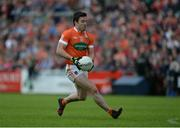 4 June 2017; Aidan Forker of Armagh during the Ulster GAA Football Senior Championship Quarter-Final match between Down and Armagh at Páirc Esler, in Newry. Photo by Daire Brennan/Sportsfile