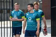 8 June 2017; Ireland's John Cooney during squad training at the Stevens Institute of Technology in Hoboken, New Jersey, USA. Photo by Ramsey Cardy/Sportsfile