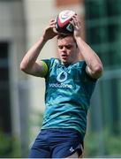 8 June 2017; Ireland's James Ryan during squad training at the Stevens Institute of Technology in Hoboken, New Jersey, USA. Photo by Ramsey Cardy/Sportsfile
