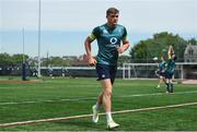 8 June 2017; Ireland's Garry Ringrose during squad training at the Stevens Institute of Technology in Hoboken, New Jersey, USA. Photo by Ramsey Cardy/Sportsfile