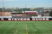 8 June 2017; A general view of the Stevens Ducks pitch ahead of squad training at the Stevens Institute of Technology in Hoboken, New Jersey, USA. Photo by Ramsey Cardy/Sportsfile