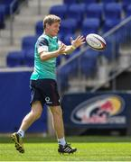9 June 2017; Ireland coach Ronan O'Gara during their captains run at the Red Bull Arena in Harrison, New Jersey, USA. Photo by Ramsey Cardy/Sportsfile