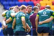 9 June 2017; Ireland's Jack Conan during their captains run at the Red Bull Arena in Harrison, New Jersey, USA. Photo by Ramsey Cardy/Sportsfile