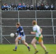15 January 2012; Cavan supporters look on during the match. Power NI Dr. McKenna Cup - Section C, Cavan v Donegal, Kingspan Breffni Park, Cavan. Picture credit: Brian Lawless / SPORTSFILE
