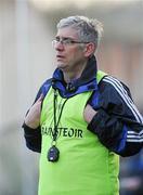 15 January 2012; Cavan manager Val Andrews. Power NI Dr. McKenna Cup - Section C, Cavan v Donegal, Kingspan Breffni Park, Cavan. Picture credit: Brian Lawless / SPORTSFILE