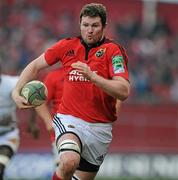 14 January 2012; Donnacha Ryan, Munster. Heineken Cup, Pool 1, Round 5, Munster v Castres Olympique, Thomond Park, Limerick. Picture credit: Matt Browne / SPORTSFILE - read more