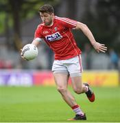 10 June 2017; Tomas Clancy of Cork during the Munster GAA Football Senior Championship Semi-Final match between Cork and Tipperary at Pairc Ui Rinn in Cork. Photo by Matt Browne/Sportsfile