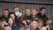11 June 2017; Mayo manager Stephen Rochford watches the game from the stand during the Connacht GAA Football Senior Championship Semi-Final match between Galway and Mayo at Pearse Stadium, in Salthill, Galway. Photo by Daire Brennan/Sportsfile