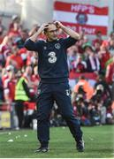 11 June 2017; Republic of Ireland manager Martin O'Neill during the FIFA World Cup Qualifier Group D match between Republic of Ireland and Austria at Aviva Stadium, in Dublin. Photo by David Maher/Sportsfile