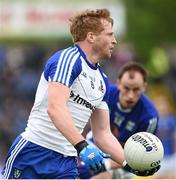 11 June 2017; Kieran Hughes of Monaghan during the Ulster GAA Football Senior Championship Quarter-Final match between Cavan and Monaghan at Kingspan Breffni, in Cavan. Photo by Oliver McVeigh/Sportsfile