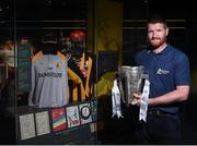 13 June 2017; All-Ireland winning star Richie Power of Kilkenny was at GAA Headquarters today for the launch of this year's Bord Gáis Energy Legends Tour Series. He is among an array of GAA greats who will host tours of Croke Park as part of the 2017 Legends Tour series, an event that offers GAA fans a unique chance to experience the stadium from a player's perspective. Croke Park, Dublin. Photo by Seb Daly/Sportsfile
