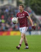11 June 2017; Gary Sice of Galway during the Connacht GAA Football Senior Championship Semi-Final match between Galway and Mayo at Pearse Stadium, in Salthill, Galway. Photo by Ray McManus/Sportsfile