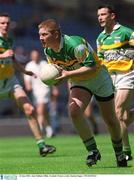 23 June 2002; Alan Mulhall, Offaly. Football. Picture credit; Damien Eagers / SPORTSFILE