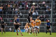 17 June 2017; Paddy O'Connor of Sligo wins an aerial ball during the GAA Football All-Ireland Senior Championship Round 1A match between Sligo and Antrim at Markievicz Park in Sligo. Photo by Seb Daly/Sportsfile
