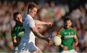 17 June 2017; Daniel Flynn of Kildare in action against Conor McGill of Meath during the Leinster GAA Football Senior Championship Semi-Final match between Meath and Kildare at Bord na Móna O'Connor Park in Tullamore, Co Offaly. Photo by Piaras Ó Mídheach/Sportsfile