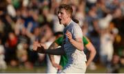 17 June 2017; Daniel Flynn of Kildare celebrates scoring his side's second goal during the Leinster GAA Football Senior Championship Semi-Final match between Meath and Kildare at Bord na Móna O'Connor Park in Tullamore, Co Offaly. Photo by Piaras Ó Mídheach/Sportsfile