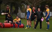18 June 2017;  Chiefs assistant coach Kieran Keane during a training session in Hamilton, New Zealand. Photo by Stephen McCarthy/Sportsfile