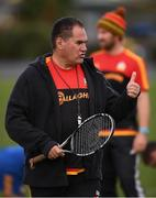 18 June 2017;  Chiefs head coach Dave Rennie during a training session in Hamilton, New Zealand. Photo by Stephen McCarthy/Sportsfile