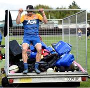 18 June 2017; Stephen Donald during a Chiefs training session in Hamilton, New Zealand. Photo by Stephen McCarthy/Sportsfile