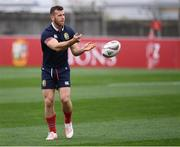 18 June 2017; Gareth Davies during a British and Irish Lions training session at Beetham Park in Hamilton, New Zealand. Photo by Stephen McCarthy/Sportsfile