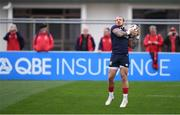 18 June 2017; Jack Nowell during a British and Irish Lions training session at Beetham Park in Hamilton, New Zealand. Photo by Stephen McCarthy/Sportsfile