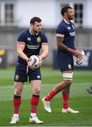 18 June 2017; Robbie Henshaw during a British and Irish Lions training session at Beetham Park in Hamilton, New Zealand. Photo by Stephen McCarthy/Sportsfile