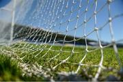 18 June 2017; A general view of the goalnet before the Munster GAA Hurling Senior Championship Semi-Final match between Waterford and Cork at Semple Stadium in Thurles, Co Tipperary.  Photo by Piaras Ó Mídheach/Sportsfile