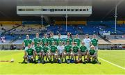 18 June 2017; The Limerick squad before the Munster GAA Under 25 Reserve Hurling Competition Final match between Limerick and Waterford at Semple Stadium in Thurles, Co. Tipperary. Photo by Piaras Ó Mídheach/Sportsfile