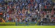 18 June 2017; Maurice Shanahan celebrates scoring a goal for Waterford early in the second half during the Munster GAA Hurling Senior Championship Semi-Final match between Waterford and Cork at Semple Stadium in Thurles, Co Tipperary. Photo by Ray McManus/Sportsfile