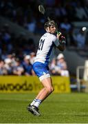 18 June 2017; Maurice Shanahan of Waterford takes a free during the Munster GAA Hurling Senior Championship Semi-Final match between Waterford and Cork at Semple Stadium in Thurles, Co Tipperary.  Photo by Piaras Ó Mídheach/Sportsfile