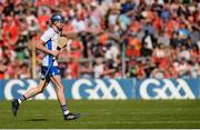 18 June 2017; Austin Gleeson of Waterford leaves the field after being substituted during the Munster GAA Hurling Senior Championship Semi-Final match between Waterford and Cork at Semple Stadium in Thurles, Co Tipperary.  Photo by Piaras Ó Mídheach/Sportsfile