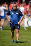 18 June 2017; Waterford manager Derek McGrath before the Munster GAA Hurling Senior Championship Semi-Final match between Waterford and Cork at Semple Stadium in Thurles, Co Tipperary.  Photo by Piaras Ó Mídheach/Sportsfile