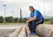 20 June 2017; Davy Fitzgerald manager of Wexford during a hurling press conference at Halo Tiles Wexford GAA Centre of Excellence in Ferns, Co Wexford. Photo by Matt Browne/Sportsfile