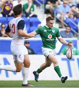 10 June 2017; Rory Scannell of Ireland during the international match between Ireland and USA at the Red Bull Arena in Harrison, New Jersey, USA. Photo by Ramsey Cardy/Sportsfile
