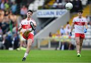 18 June 2017; Mark McGrogan of Derry during the Ulster Minor Football Championship Semi-Final match between Derry and Antrim at St Tiernach's Park in Clones, Co. Monaghan. Photo by Ramsey Cardy/Sportsfile