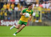 18 June 2017; Karl Lacey of Donegal during the Ulster GAA Football Senior Championship Semi-Final match between Tyrone and Donegal at St Tiernach's Park in Clones, Co. Monaghan. Photo by Ramsey Cardy/Sportsfile