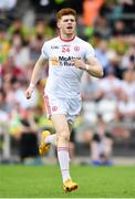 18 June 2017; Cathal McShane of Tyrone during the Ulster GAA Football Senior Championship Semi-Final match between Tyrone and Donegal at St Tiernach's Park in Clones, Co. Monaghan. Photo by Ramsey Cardy/Sportsfile